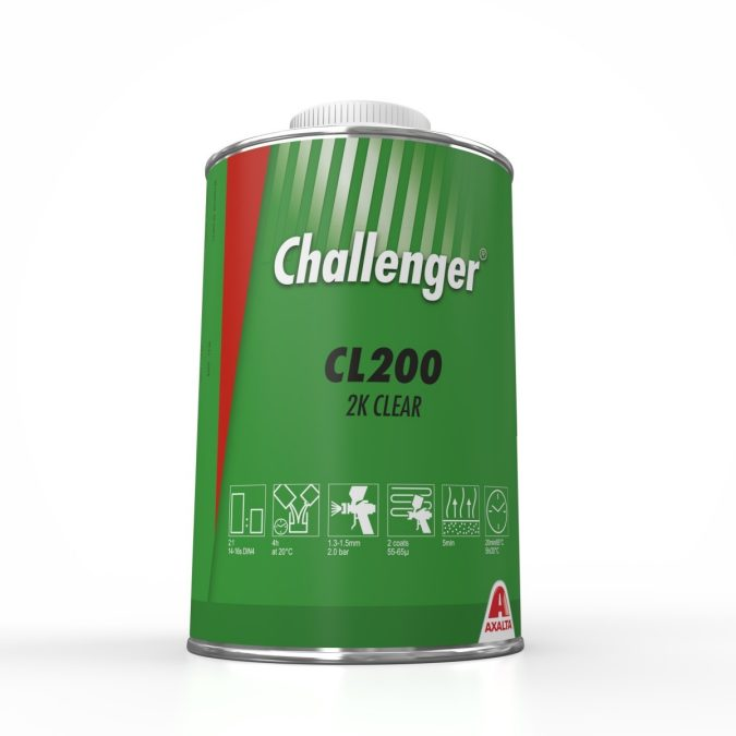 Challenger CL200 2K Clear