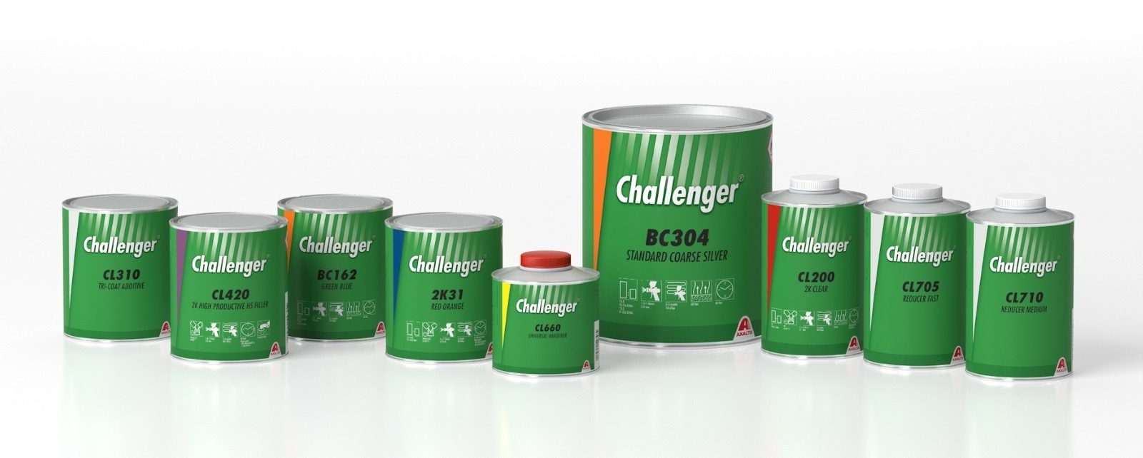 Image of challenger products