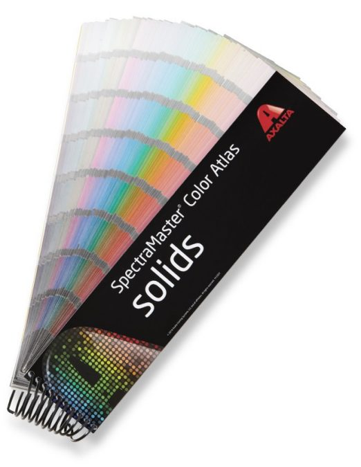 SpectraMaster Solid Color Fan Deck (M-6303)
