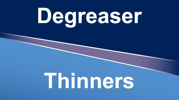 Thinners / Degreaser