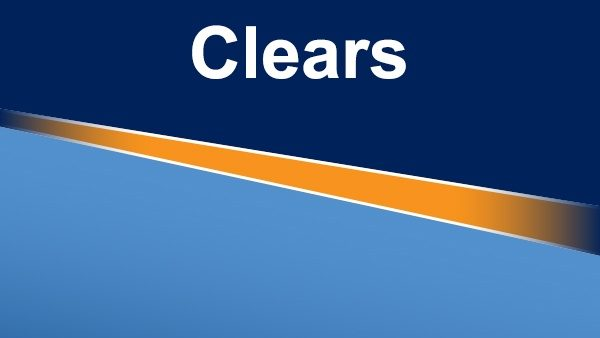 Clears