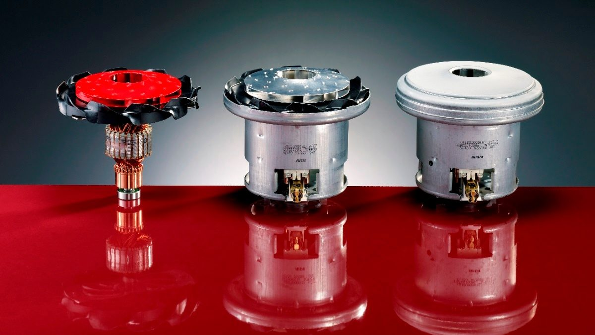 Impregnating resins for stators and rotors