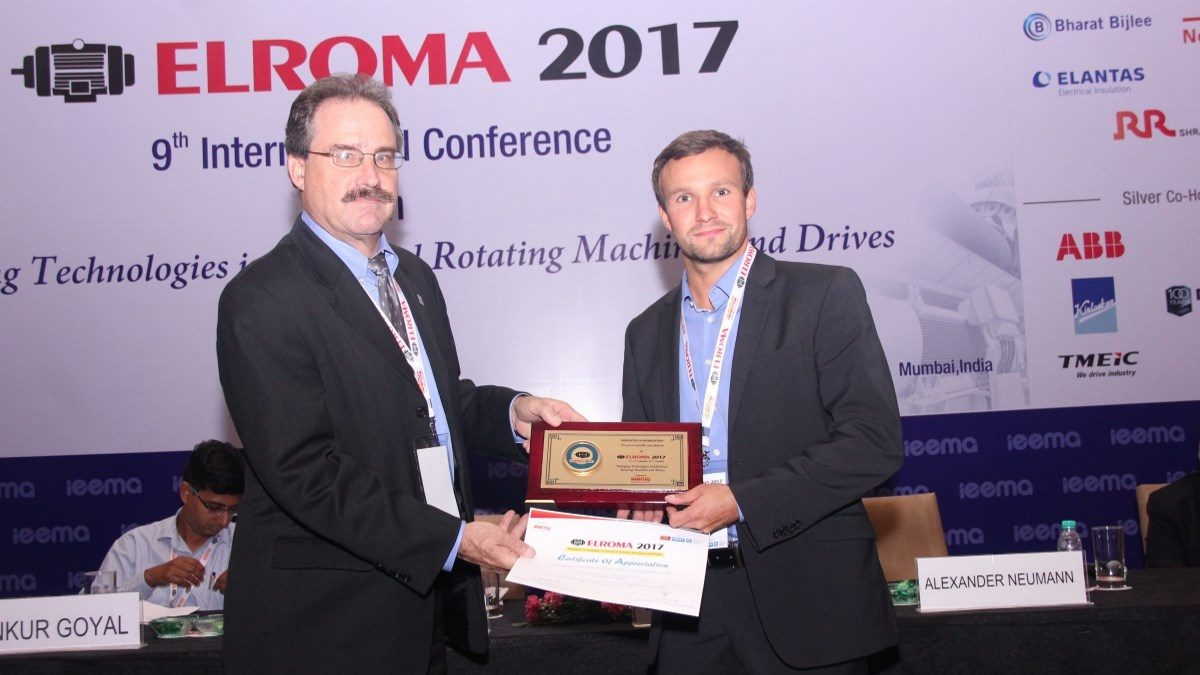 Axalta Coating Systems Wins Award at ELROMA 2017 in India