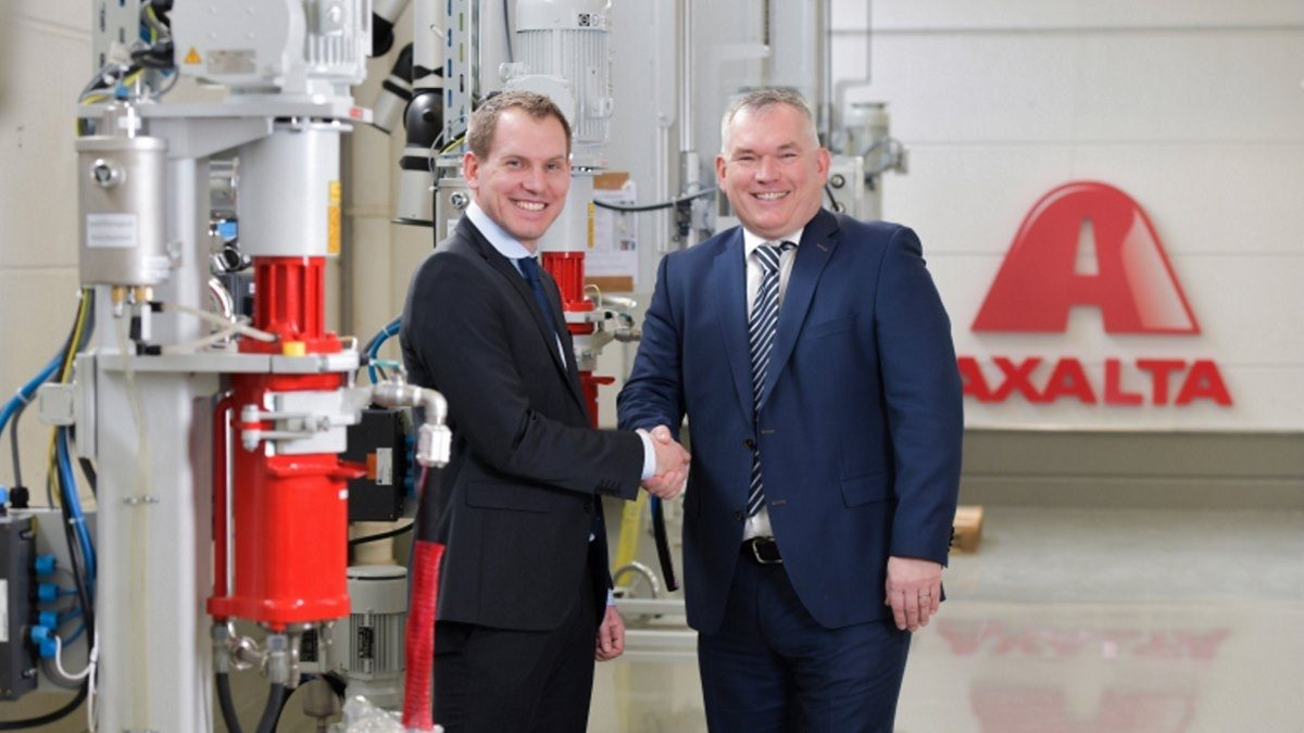 Axalta eröffnet neues Color Solutions Center in Frankfurt