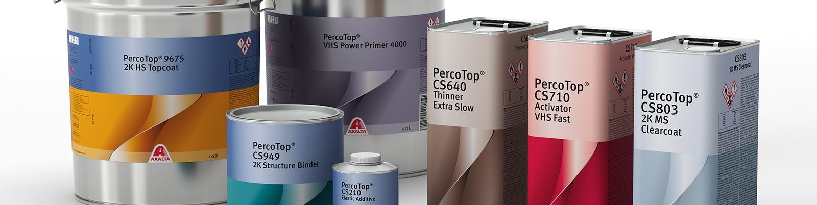 PercoTop product range