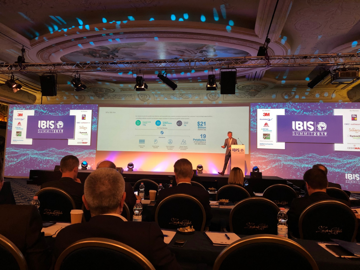Axalta Showcases Its Fast Cure Low Energy Technology and Digital Colour Management System at IBIS Global Summit 2019
