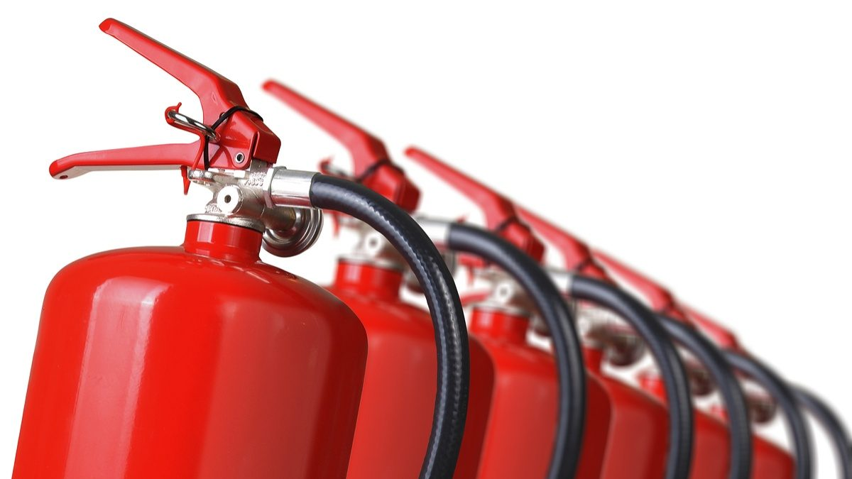 Introduction of Flamulit® 534 as internal lining of fire extinguishers