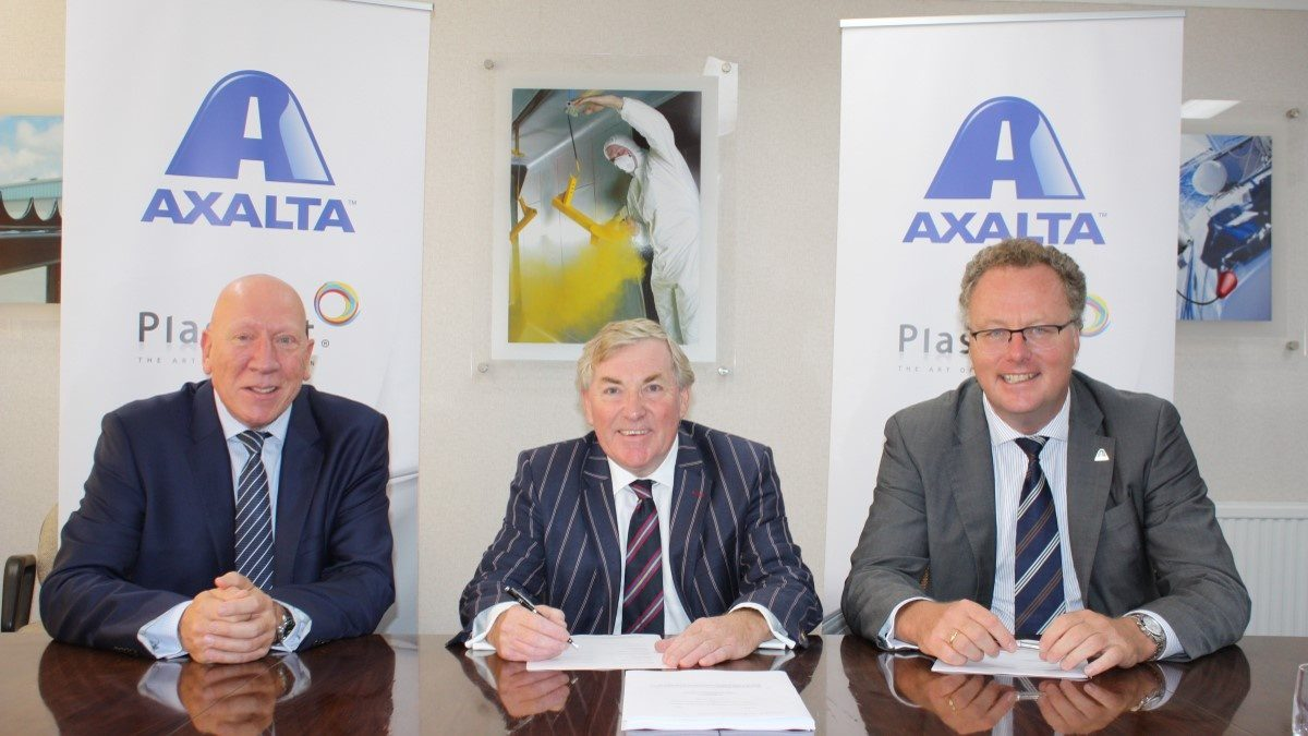 Axalta acquires Plascoat Systems Limited