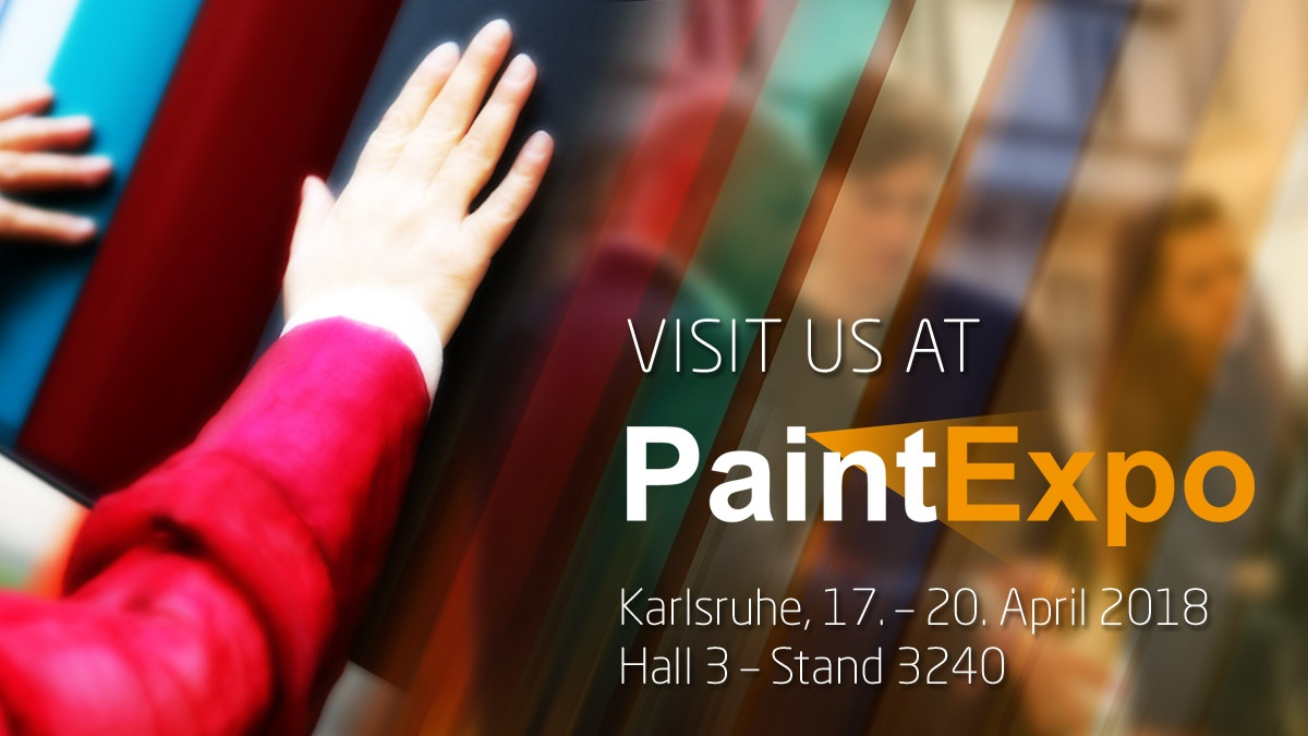 Axalta's thermoplastic powder coatings at PaintExpo 2018 in Karlsruhe, Germany