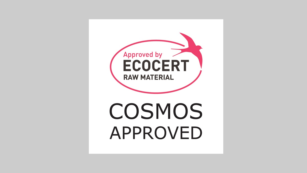 Gotalene® RS 411 Colorless 23 and 26 have received COSMOS Approval