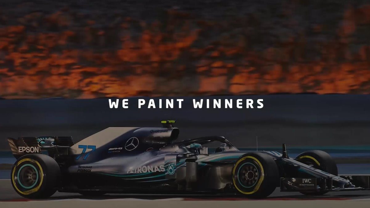 Axalta Racing - WE PAINT WINNERS - NASCAR, F1, MOTORGP, WEC/IMSA
