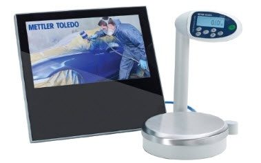 THE METTLER TOLEDO ADI856 TOUCHSCREEN TERMINAL (E-5425)