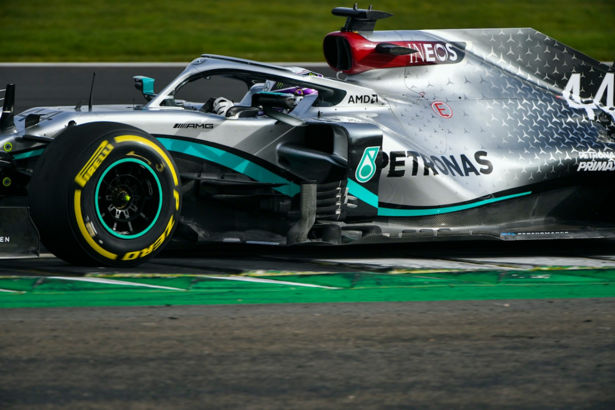 Axalta re-signs contract with Mercedes-AMG Petronas Formula One Team