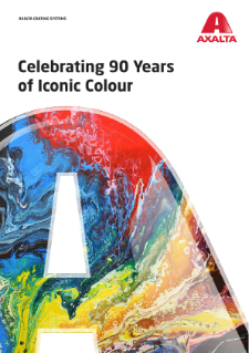 Celebrating 90 Years of Iconic Colour