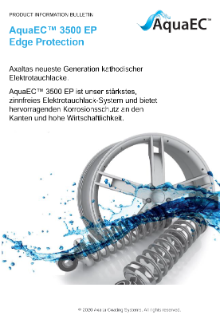 Elektrotauchlack AquaEC 3500 EP Edge Protection
