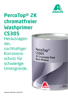 PercoTop 2K chromatfreier Washprimer CS305