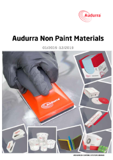 Audurra Product Catalogue