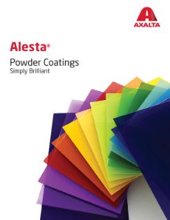 Alesta Decorative Powder Coatings