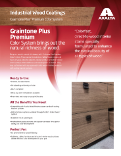 Graintone New Sellsheet