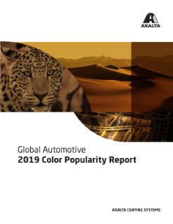 2019 Color Popularity Report