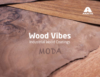 Wood Vibes Moda Brochure
