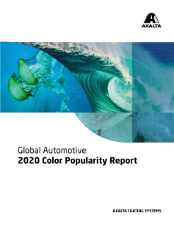2020 Color Popularity Report
